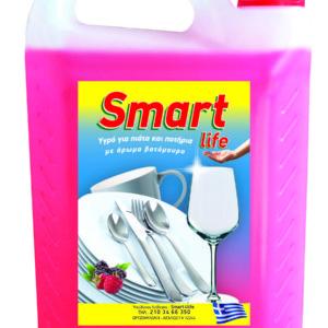 Υγρό σαπούνι για πιάτα και ποτήρια  με άρωμα βατόμουρο